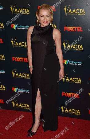 Editorial image of Australian Academy of Cinema and Television Arts Awards, Los Angeles, USA - 06 Jan 2017