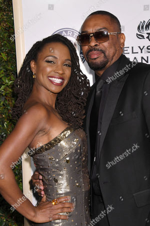 Editorial picture of The Art of Elysium 'HEAVEN' 20th Anniversary Celebration, Arrivals, Los Angeles, USA - 07 Jan 2017