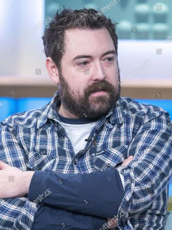 Stock Picture of Nick Helm