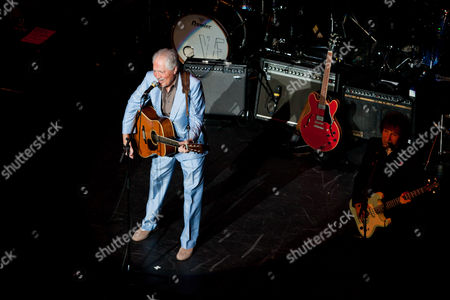 Editorial picture of Peter Sarstedt 'Solid Silver 60's Tour' in concert, Wolverhampton, UK - 01 May 2010