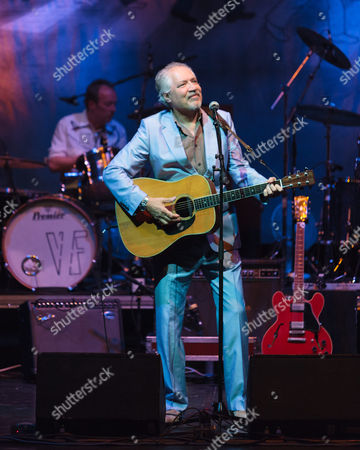 Editorial photo of Peter Sarstedt 'Solid Silver 60's Tour' in concert, Wolverhampton, UK - 01 May 2010