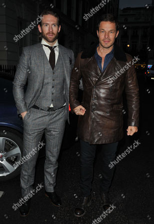 Craig McGinlay and Paul Sculfor