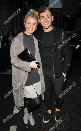 Guest and Tom Daley