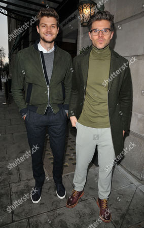 Jim Chapman and Darren Kennedy