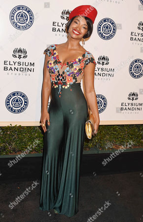 Stock Photo of Angelique Cinelu