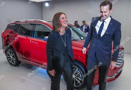 Editorial photo of Detroit Auto Show, USA - 08 Jan 2017