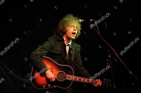 Editorial photo of Adam Wass performing at Mass, London, Britain - 18 Jun 2008