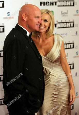 Stock Photo of Matt and Erika Williams Walk the Red Carpet at the Muhammad Ali Celebrity Fight Night Xv in Phoenix Arizona Usa 28 March 2009
