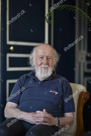 Stock Photo of Hubert Reeves