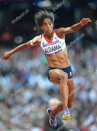 Editorial picture of Britain London 2012 Olympic Games - Aug 2012