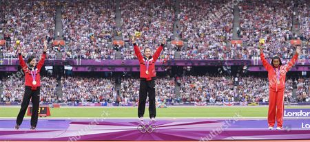 Editorial image of Britain London 2012 Olympic Games - Aug 2012