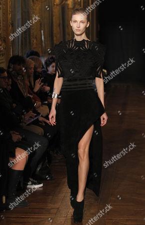 Editorial photo of France Paris Fashion Week - Feb 2013