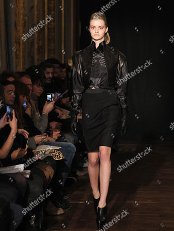Editorial picture of France Paris Fashion Week - Feb 2013