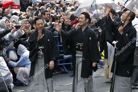 Editorial image of Japan Kabuki Theatre - Mar 2013