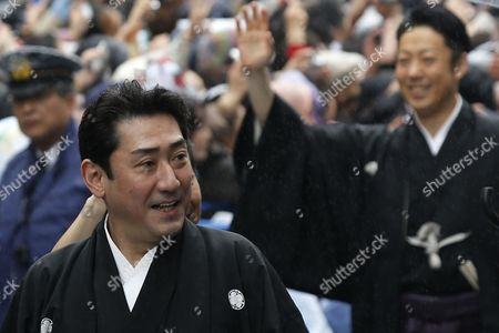 Editorial photo of Japan Kabuki Theatre - Mar 2013