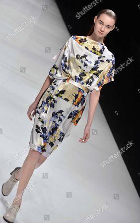 Editorial image of Japan Tokyo Fashion Week - Oct 2012