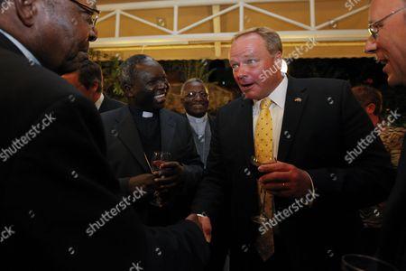 Editorial image of Kenya Germany Diplomacy - Aug 2012