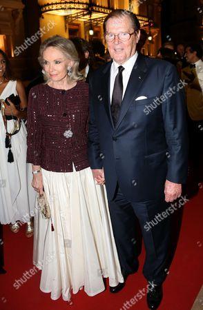 Editorial image of Monaco Royal Charlene Fondation - Sep 2012