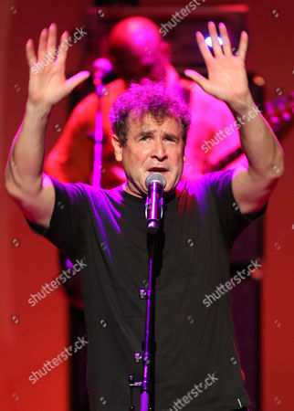 British-born Musician From South Africa Johnny Clegg Performs on Stage During the Gala South Africa Night at the Opera Garnier in Monaco 29 September 2012 All the Benefit Will Be Go to Princess Charlene Foundation Monaco Monaco