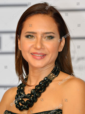 Egyptian Actress Nelly Karim on the Red Carpet For the Gala Screening of 'The Reluctant Fundamentalist' During the 2012 Doha Tribeca Film Festival in Doha Qatar 17 November 2012 Qatar Doha