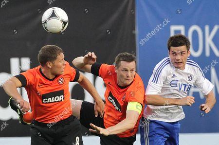 Editorial photo of Russia Soccer Uefa Europa League - Aug 2012