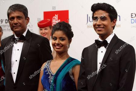 Editorial picture of Uae Dubai International Film Festival 2012 - Dec 2012