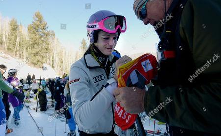 Editorial image of Usa Alpine Skiing World Cup - Nov 2012