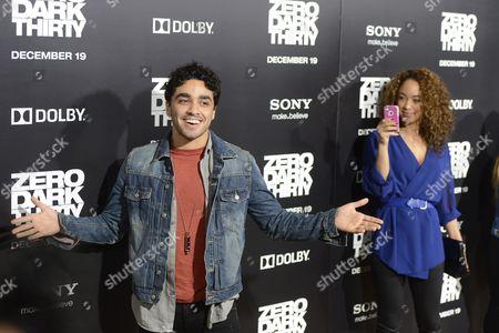 Editorial photo of Usa Cinema Zero Dark Thirty Premiere - Dec 2012
