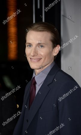 Us Actor and Cast Member James Hebert Arrives For the World Premiere of 'Gangster Squad' at Grauman's Chinese Theatre in Hollywood California Usa 07 January 2013 United States Hollywood
