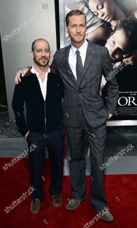 Us Writer/directors Lee Sternthal (l) and Brian Klugman (r) Arrive For the Premiere of 'The Words' at the Arclight Theatre in Hollywood California Usa 04 September 2012 United States Hollywood