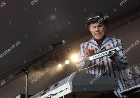 British Musician Thomas Dolby Performs at the Voodoo Music Festival in New Orleans Louisiana Usa 26 October 2012 the Festival Runs From 26 to 28 October 2012 United States New Orleans