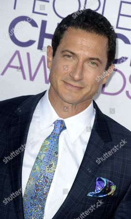 Israeli Actor Sasha Roiz Arrives For the 39th People's Choice Awards in Los Angeles California Usa 09 January 2013 the People's Choice Awards Winners Are Determined by Online Voting by the Public in the Categories of Film Television and Music United States Los Angeles