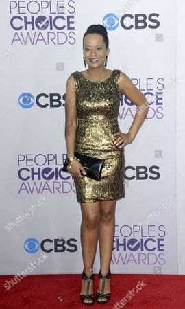 Us Actress Tempestt Bledsoe Arrives For the 39th People's Choice Awards in Los Angeles California Usa 09 January 2013 the People's Choice Awards Winners Are Determined by Online Voting by the Public in the Categories of Film Television and Music United States Los Angeles