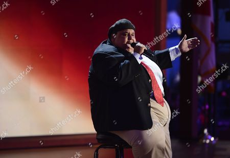 Us Pop Opera Singer Neal Boyd Sings 'God Bless America' During the Opening of the Evening Session of the Republican National Convention at the Tampa Bay Times Forum in Tampa Florida Usa 28 August 2012 Mitt Romney was Officially Nominated As the Republican Presidential Nominee For the 2012 Us Presidential Election United States Tampa