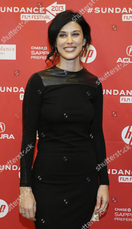 Palestinian American Actress Writer and Director Cherien Dabis For the Film 'May in the Summer' Directed by Cherien Dabis That Opened the 2013 Sundance Film Festival in Park City Utah Usa 17 January 2013 the Festival Runs Through 27 January 2013 United States Park City