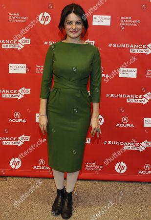 Us Actress Alia Shawkat Arrives For the Film 'May in the Summer' Directed by Cherien Dabis That Opened the 2013 Sundance Film Festival in Park City Utah Usa 17 January 2013 the Festival Runs Through 27 January 2013 United States Park City