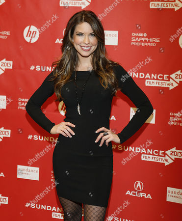 Us Actress Nicole Andrews Arrives For the Premiere of 'Lovelace' During the 2013 Sundance Film Festival in Park City Utah Usa 22 January 2013 the Festival Runs From 17 to 27 January 2013 United States Park City