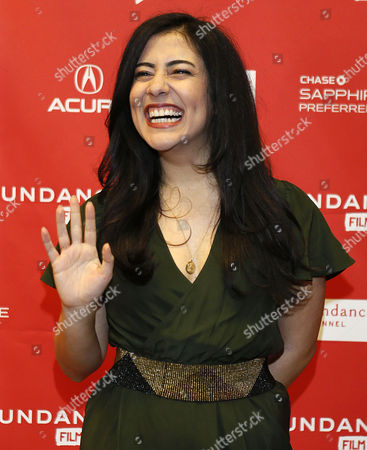 Actress Nadine Malouf Arrives For the Film 'May in the Summer' Directed by Cherien Dabis That Opened the 2013 Sundance Film Festival in Park City Utah Usa 17 January 2013 the Festival Runs Through 27 January 2013 United States Park City