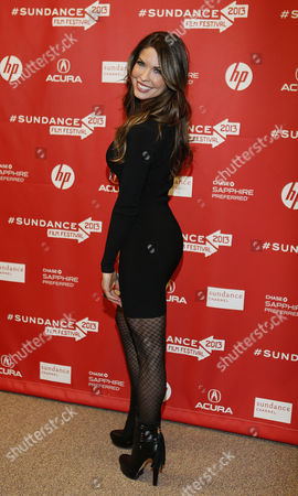 Us Actress Nicole Andrews Arrive's For the Film 'Lovelace' That Premiered at the 2013 Sundance Film Festival in Park City Utah Usa 22 January 2013 the Festival Runs From 17 to 27 January 2013 United States Park City