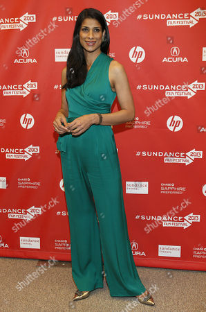 Us Indian Actress Ritu Singh Pande Arrives For the Film 'May in the Summer' Directed by Cherien Dabis That Opened the 2013 Sundance Film Festival in Park City Utah Usa 17 January 2013 the Festival Runs Through 27 January 2013 United States Park City