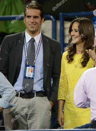 Editorial photo of Usa Tennis Us Open Grand Slam 2012 - Sep 2012