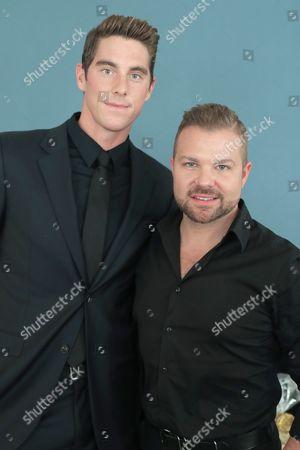 Conor Dwyer, Nick Stenson