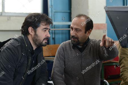 Shahab Hosseini, Asghar Farhadi