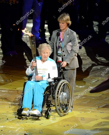 Obituary - Britain's first Paralympic champion Margaret Maughan dies aged 91