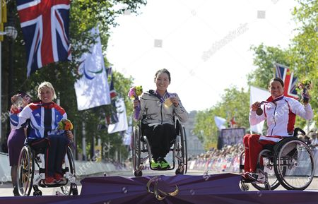 Editorial photo of Britain London 2012 Paralympic Games - Sep 2012