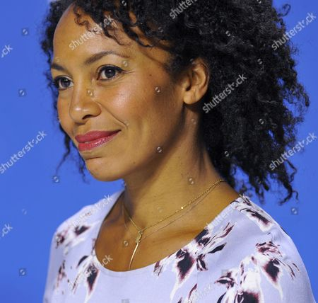 Us Actress Eisa Davis Attends a Press Conference For the Documentary 'Free Angela and All Political Prisoners' During the 37th Annual Toronto International Film Festival in Toronto Canada on 10 September 2012 Eisa Davis Portrays Her Aunt Us Political Activist Angela Davis in Some Scenes in the Documentary Canada Toronto