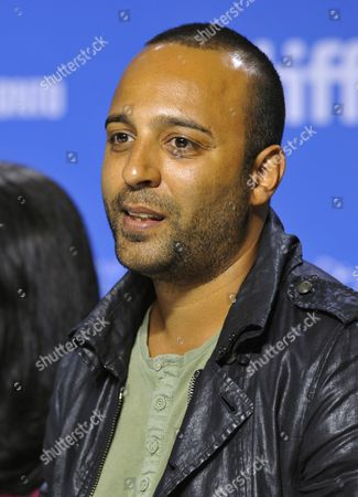 Iranian Actor and Cast Member Arash Labaf Attends a Press Conference For the Film 'Rhino Season' During the 37th Annual Toronto International Film Festival in Toronto Canada 12 September 2012 the Festival Runs Until 16 September 2012 Canada Toronto