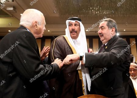 Editorial image of Egypt Arab League Foreign Ministers Annual Meeting - Mar 2013