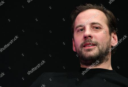 French Actor Fred Testot Attends the Closing Ceremony of the 16th Annual International Comedy Film Festival in L'alpe D'huez France 19 January 2013 France Alpe D'huez