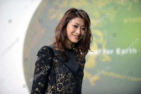 Japanese Actress Yu Yamada Smiles During the Opening Event of the 25th Tokyo International Film Festival (tiff) in Tokyo Japan 20 October 2012 the Tiff Will Present a Large Selection of Movies Until 28 October Japan Tokyo